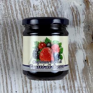 Confettura Extra di frutti di bosco - Domini
