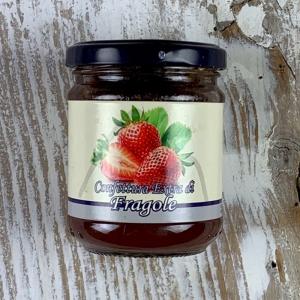 Confettura Extra di fragole - Domini